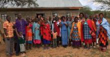 Bisil Friends Women Group, Kenya